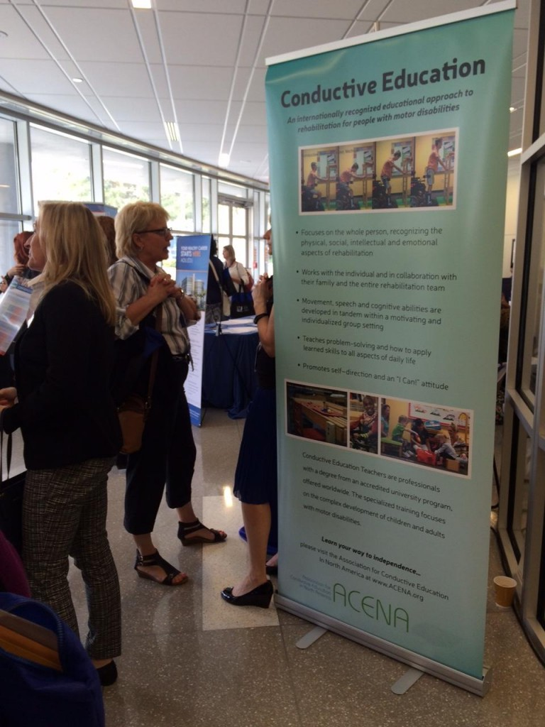 ACENA Conference Booths 1