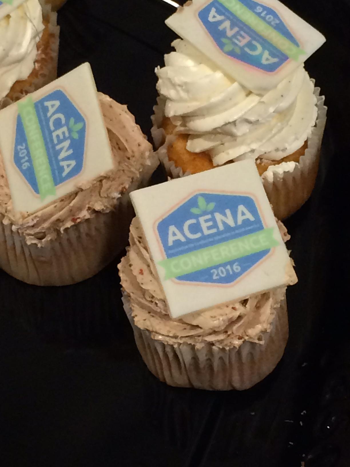ACENA Cupcakes