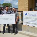 Movement Centre Selected For Proceeds