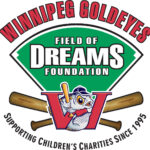 WPG Goldeyes Field of Dreams Support!