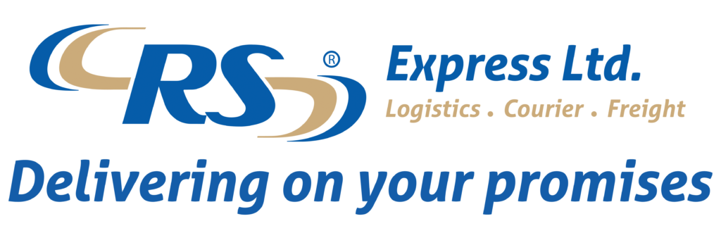 RS Express Logo with tag
