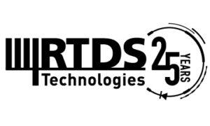 RTDS 25th Logo-100