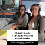 CBC Radio Noon – CE Day 2019