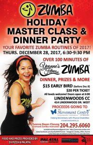 Zumba Masterclass