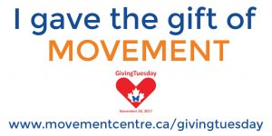 gift of movement with logos